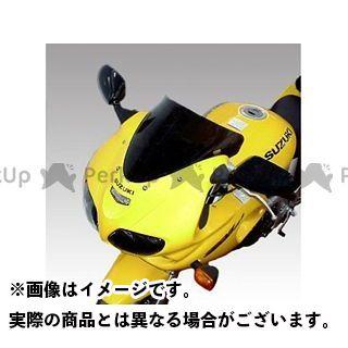【エントリーで最大P21倍】イソッタ SV650S SUZUKI SV650S 1999-2001年 ウインドシールド スタンダード カラー:ライト・グレー ISOTTA
