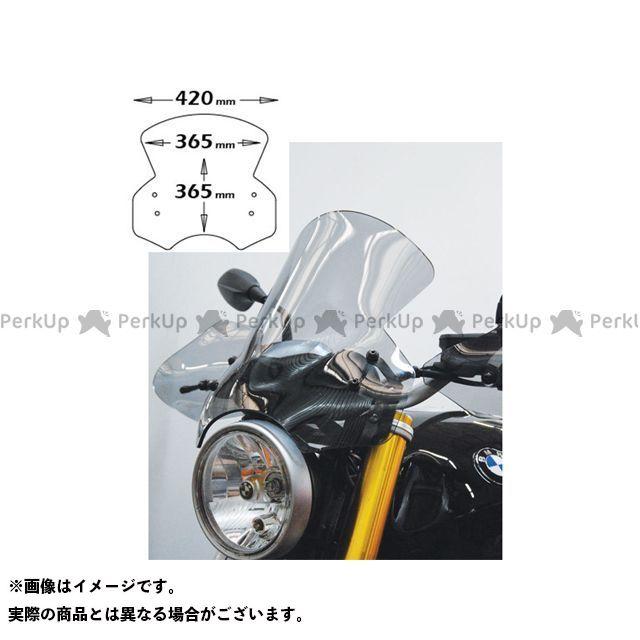 イソッタ Rナインティ BMW RnineT(2014-) ウインドシールド ハイプロテクション カラー:ライトスモーク ISOTTA