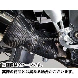 イルムバーガー K1300R K1300S BMW K1300S/K1300R用 マフラーヒートプロテクター  ILMBERGER