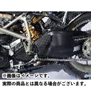 イルムバーガー ストリートファイター Ducati Streetfighter用 ヒールプロテクター 左側 ILMBERGER