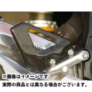 イルムバーガー その他のモデル Aprilia RSV Nera/Mille Factory/Mille R(Bj 03/04)用 ヒールプロテクター(左右)  ILMBERGER
