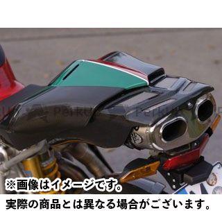 イルムバーガー 749 999 スーパーバイク その他 Ducati 749-999用 シートカバー モノポスト ILMBERGER