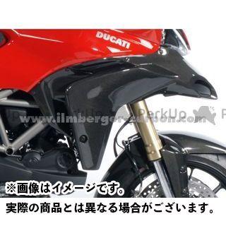 送料無料 イルムバーガー ムルティストラーダ1200 その他外装関連パーツ Ducati Multistrada 1200用 エアディフレクター フェアリング 右側