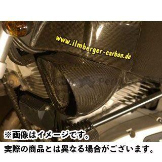 イルムバーガー Buell XB 9/12 R/S/SX/SS/Ullysses用 エアチャネル(左) ILMBERGER