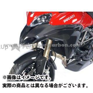 イルムバーガー ムルティストラーダ1200 Ducati Multistrada 1200用 エアダクトカバー 仕様:左側 ILMBERGER