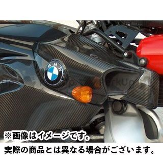 イルムバーガー K1200R BMW K1200R用 エアダクト 仕様:右側 ILMBERGER