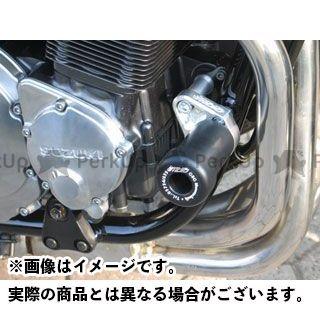 【無料雑誌付き】GSGモト GSX750E crashpad set GSG Mototechnik