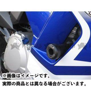 【無料雑誌付き】GSGモト GSX650F crashpad set GSG Mototechnik