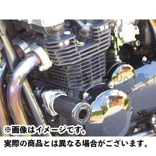 GSGモト ゼファー550 crashpad set  GSG Mototechnik