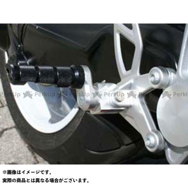 送料無料 ホーニグ K1200R K1200S ステップ アジャスタブル フットペッグ(パッセンジャー)