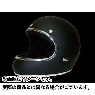 送料無料 ダムトラ ダムトラックス フルフェイスヘルメット アキラ マットブラック M