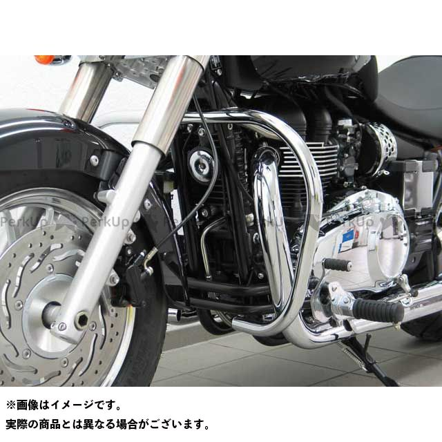 フェーリング ボンネビルアメリカ TRIUMPH America/Speedmaster ワンピースプロテクション(30mm) FEHLING