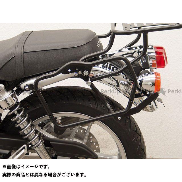 フェーリング CB1100 HONDA CB1100 (13-) ユニバーサルサイドケースキャリア パニアステー ブラック FEHLING