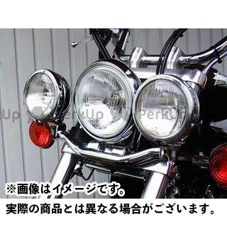 フェーリング ドラッグスター1100(DS11) ライトバー 後付ヘッドライト用 FEHLING