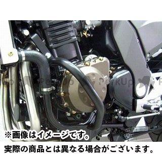 フェーリング Z1000 Z750 エンジンガード(ブラック) FEHLING