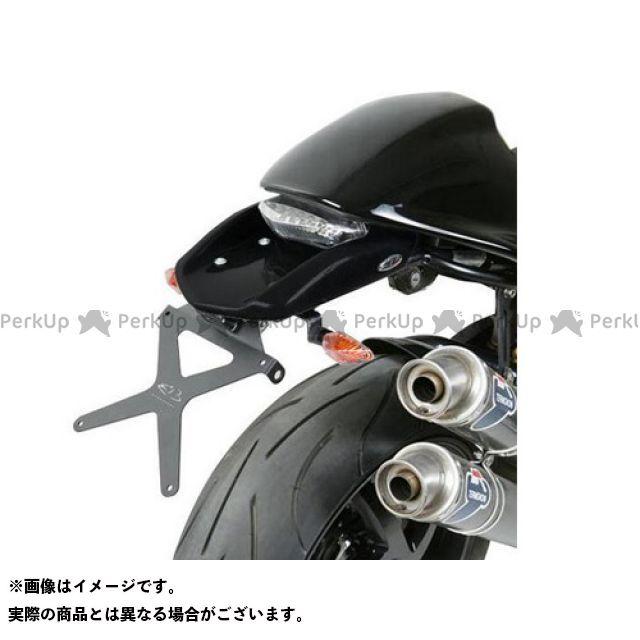 バラクーダ Monster S2R スペシャル リアスポイラー LEDライト付/Monster S2R BARRACUDA