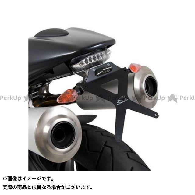 バラクーダ モンスター696 ナンバープレートホルダー キット/Monster 696 BARRACUDA