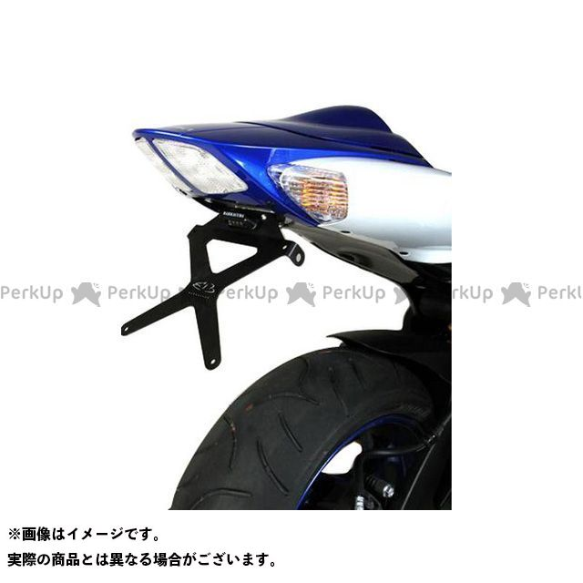 バラクーダ GSX-R600 GSX-R750 ナンバープレートホルダー/GSX R600 750 (06-07) BARRACUDA