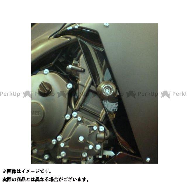 バラクーダ YZF-R1 クラッシュパッド コンプリートキット 左右セット/R1 (09-14) BARRACUDA