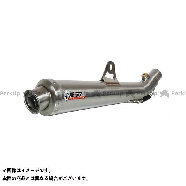 ミヴ FZS1000フェザー スリップオンマフラー Xcone ステンレス YAMAHA FZS 1000 FAZER (01-05) MIVV