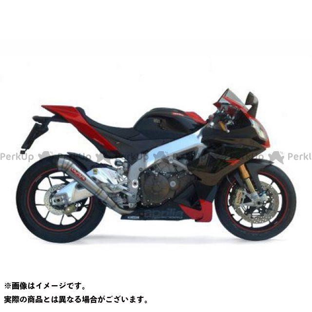 【無料雑誌付き】GPR RSV4ファクトリー スリップオンマフラー APRILIA RSV4 2009 Exhaust 仕様:Powercone G.P.R.