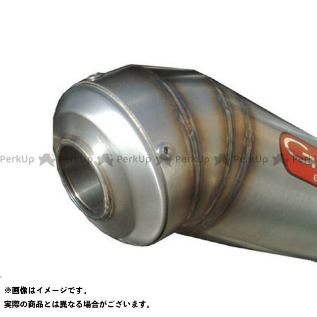 GPR F800GS スリップオンマフラー BMW F 800 GS Exhaust 仕様:Powercone Stainless G.P.R.