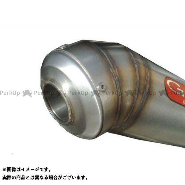 GPR バンディット650 スリップオンマフラー SUZUKI GSF BANDIT 650 2007 Exhaust 仕様:Powercone Stainless G.P.R.