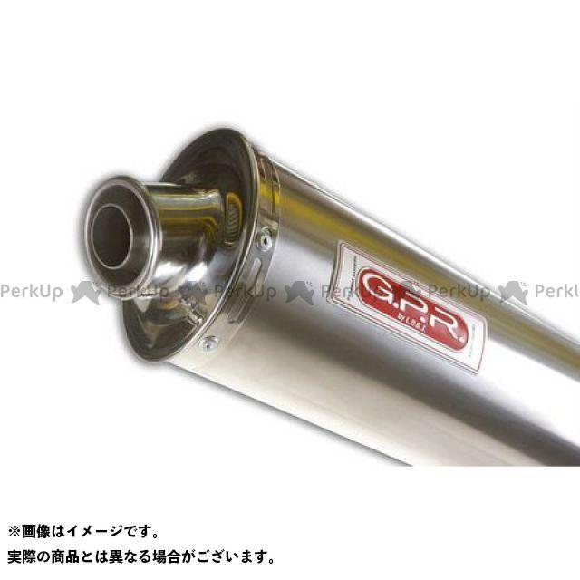 GPR DR750S スリップオンマフラー SUZUKI DR BIG 750 Exhaust 仕様:Titan Oval G.P.R.