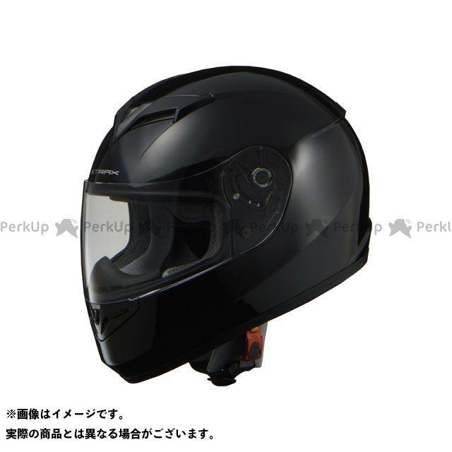 送料無料 リード工業 LEAD工業 フルフェイスヘルメット STRAX SF-12 フルフェイスヘルメット ブラック M/57-58cm未満