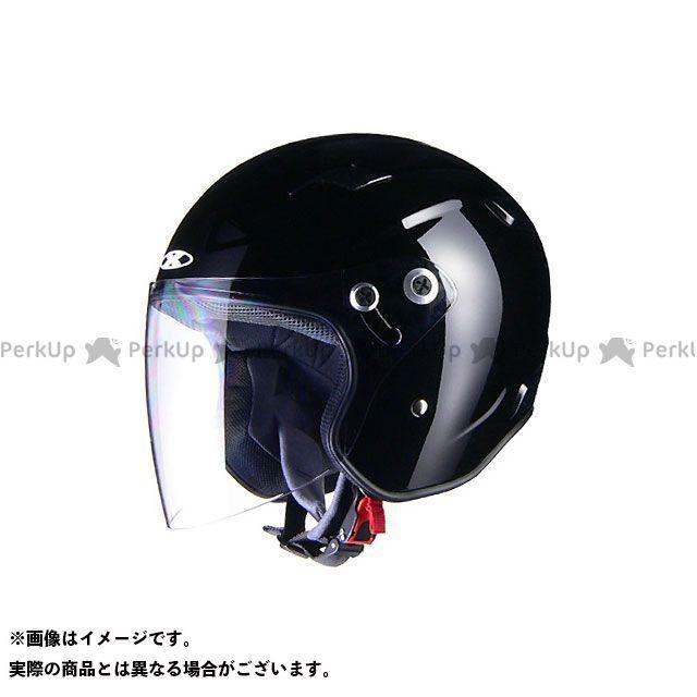 送料無料 リード工業 LEAD工業 ジェットヘルメット X-AIR RAZZOIII ジェットヘルメット ブラック S/55-56cm