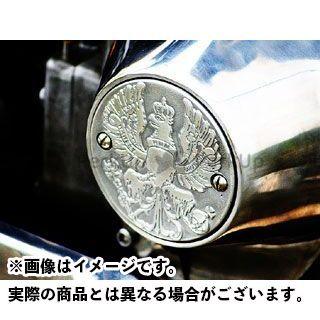 ヒデモ スポーツスターファミリー汎用 ハーレー汎用 HDMオリジナルポイントカバー スポーツスター(71-03)/ビッグツイン(70-99)用 HIDE motorcycle