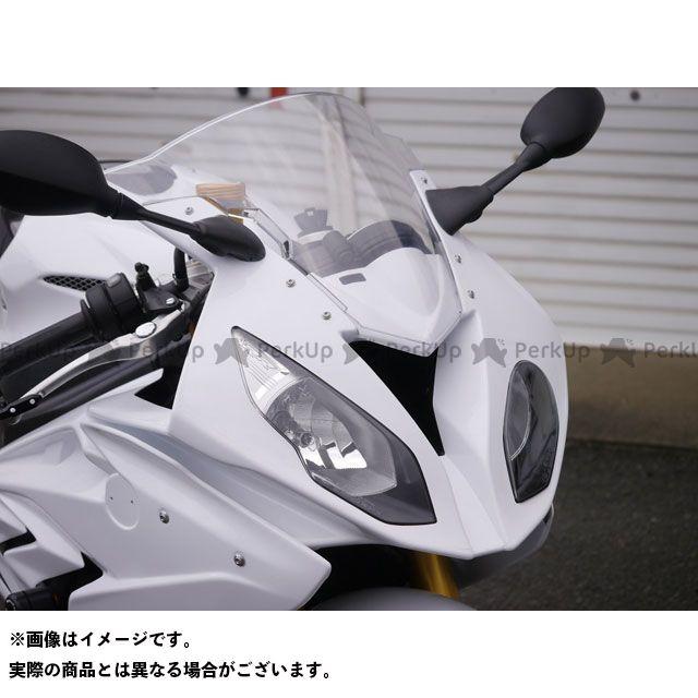 才谷屋 S1000RR アッパーカウル/ストリート 仕様:白ゲル 才谷屋ファクトリー