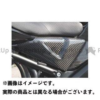 マジカルレーシング ビーキング シートサイドカバー 材質:平織りカーボン製 Magical Racing