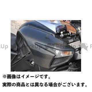 【特価品】マジカルレーシング ビーキング ウインカーダクトカバー 材質:綾織りカーボン製 Magical Racing