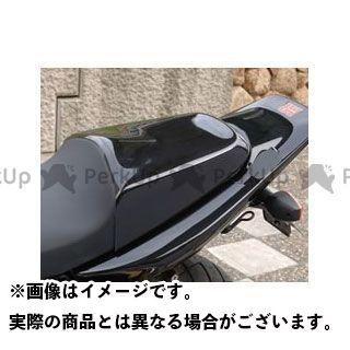 【特価品】マジカルレーシング CB400スーパーフォア(CB400SF) ダンデムシートカバー 材質:綾織りカーボン製 Magical Racing