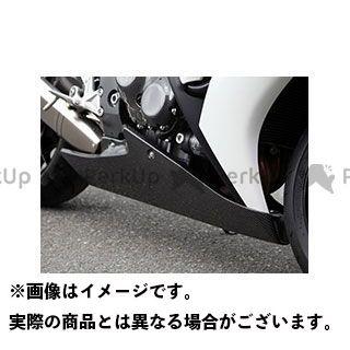 【特価品】マジカルレーシング CBR1000RRファイヤーブレード アンダーカウル 社外マフラー用 材質:FRP製・黒 Magical Racing