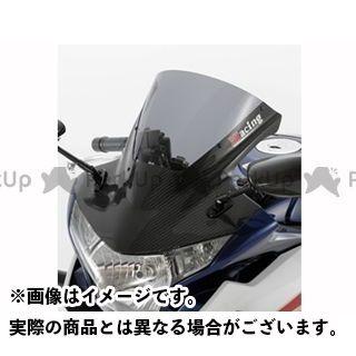 【特価品】マジカルレーシング CBR250R カーボントリムスクリーン 材質:FRP製・黒 カラー:クリア Magical Racing