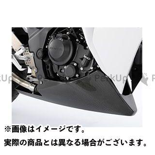 送料無料 マジカルレーシング CBR250R カウル・エアロ アンダーカウル 純正マフラー仕様 FRP製・白