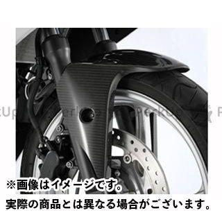 【特価品】マジカルレーシング CBR250R フロントフェンダー 材質:綾織りカーボン製 Magical Racing