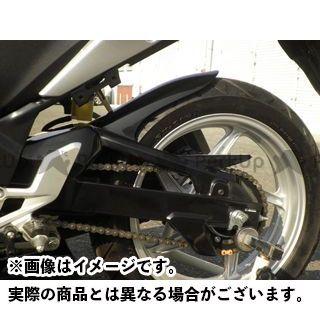 才谷屋 CBR250R リアフェンダー フルカバードtype 仕様:黒ゲル 才谷屋ファクトリー