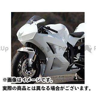 マジカルレーシング CBR600RR フルカウル(FRP製・白)  Magical Racing