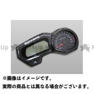 【エントリーで最大P21倍】マジカルレーシング FZ1フェザー(FZ-1S) メーターカバー 材質:綾織りカーボン製 Magical Racing