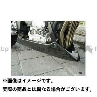 マジカルレーシング FZ1フェザー(FZ-1S) カウル・エアロ アンダーカウル 綾織りカーボン製