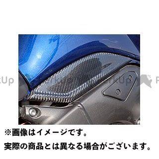 【特価品】マジカルレーシング FZ1フェザー(FZ-1S) タンクサイドカバー 材質:綾織りカーボン製 Magical Racing