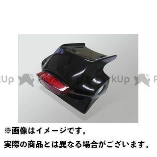 【特価品】マジカルレーシング FZ1フェザー(FZ-1S) フェンダーレスキット マジカル製シートカウル用(FRP製・黒) タイプ:純正ウインカー対応 Magical Racing