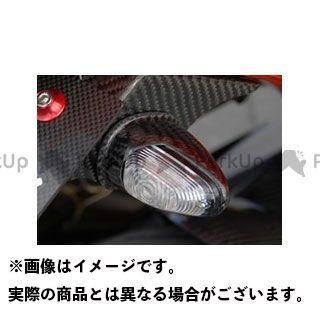 【特価品】マジカルレーシング 汎用カーボンウインカー(綾織りカーボン製) Magical Racing