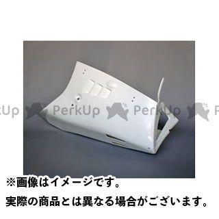 【特価品】マジカルレーシング RG400ガンマ RG500ガンマ アンダーカウル 純正形状 材質:FRP製・白 Magical Racing