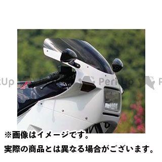 マジカルレーシング RG400ガンマ RG500ガンマ アッパーカウル 純正形状(FRP製・白)  Magical Racing