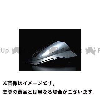 マジカルレーシング GSX-R1000 純正カウル対応 カーボントリムスクリーン 綾織りカーボン製 クリア