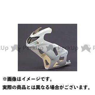 マジカルレーシング GSX-R1000 2Pアッパーカウル XF Special(FRP製・白)  Magical Racing